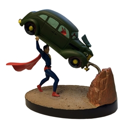 DC Comics - Superman Action Comics #1 Premium Motion Statue