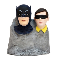 Batman – 1966 TV Series Dynamic Duo Color Monolith 2015 Convention Exclusive