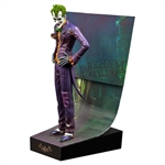Arkham Asylum - The Joker Premium Motion Statue