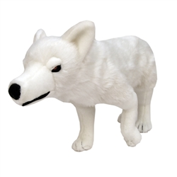 Game Of Thrones - Ghost Direwolf Plush