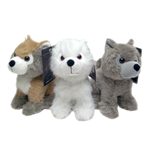 Game Of Thrones - Direwolf Cub Wave 1 - Set Of Three