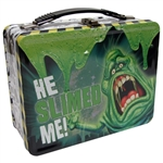 Ghostbusters - Slimer Retro Style Metal Lunchbox