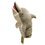 Archer - Pam's Dolphin Puppet Plush