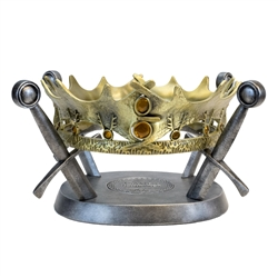 Game Of Thrones - The Royal Crown Of King Robert Baratheon