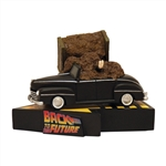 Back to the Future - Manure Truck Accident Premium Motion Statue