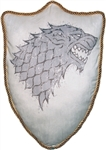 Game Of Thrones - House Sigil Throw Pillow - STARK