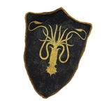 Game Of Thrones - House Sigil Throw Pillow - GREYJOY