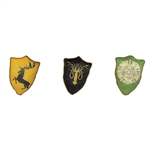 Game Of Thrones - House Sigil Throw Pillow Wave 2 -  Set Of Three
