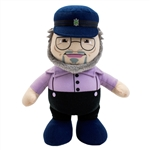 George R.R. Martin - Deluxe Talking Plush
