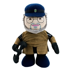 George R.R. Martin - Deluxe Talking Plush Signature Edition 2015 Convention Exclusive