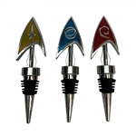 Star Trek - The Original Series Delta Bottle Stopper Set Of 3