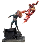Captain America v. Iron Man Premium Motion Statue