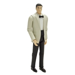 Archer - Sterling Archer Tuxedo Action Figure 2014 Convention Exclusive