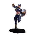 The Avengers - Captain America Metal Miniature