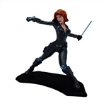 The Avengers - Black Widow Metal Miniature