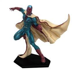 The Avengers - Vision Metal Miniature