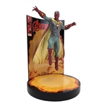 The Avengers - Behold The Vision Premium Motion Statue