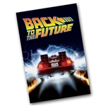 Back To the Future - Delorean Time Machine Microfiber Towel