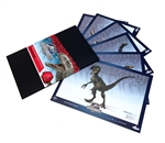 Jurassic World - Dinosaurs Lithograph Print Set