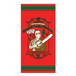 National Lampoon's - Christmas Vacation Chainsaw Clark Beach / Bath Towel