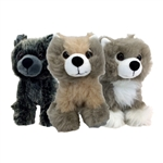 Game Of Thrones - Direwolf Cub 6 Inch Plush Box Set 2016 San Diego Comic-Con Convention Exclusive