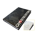 Ghostbusters -  Black Leather Journal