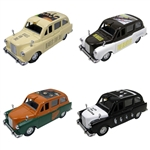 The Beatles - Famous Album Cover Diecast Taxi Assortment Wave B