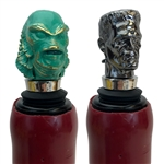 Universal Monsters - The Creature & Frankenstein Bottle Stopper Box Set