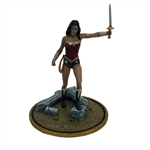 Wonder Woman - Heavy Metals Miniature
