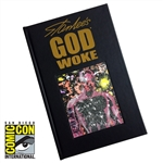 Stan Lee - God Woke Variant Cover Signature Edition Graphic Novel 2017 San Diego Comic-Con Exclusive