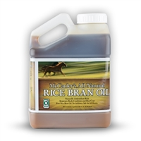 McCauley's® All-Natural Rice Bran Oil