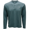 Enhanced Tech Henley L/S Top