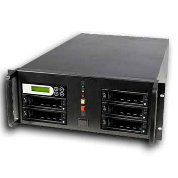 CinemaHDC CRU Hard Drive Duplicator