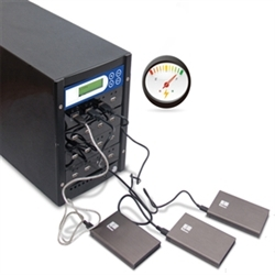 USB808 Hard Drive Duplicator