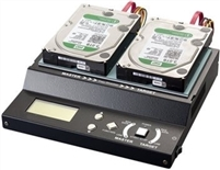 FX2042 HDD Duplicator - SAS, SATA, ATA, SCSI, FC Multi-interfaces supported