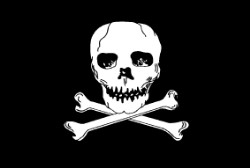 Historical Jolly Roger - Nylon