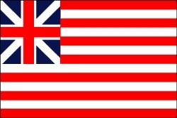 Historical Grand Union Nylon Flag