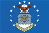 Air Force Nylon Flag