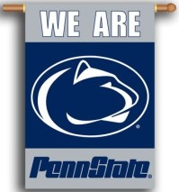Penn State Outdoor Banner