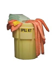 55 Gallon Oil Spill Kit
