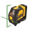 Green Cross Line Laser - 12V MAX* DeWalt