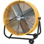 "24"" Direct Drive Drum Fan"