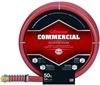 "3/4"" x 50ft 6 Ply RED Contractor Garden Hose"