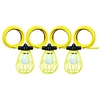 100' LED String Lights - Corded Ends - LED Bulbs Included