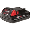 Battery, Milwaukee M18 - 2.0 Amp Compact