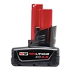Milwaukee 4.0AH XC High Capacity Battery, M12
