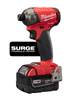 "Driver, Surge Hydraulic- 1/4"" Hex Milwaukee M18 Fuel"