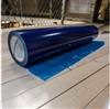 "Poly, Duct - 24""x 200' Blue - Surface Shields"