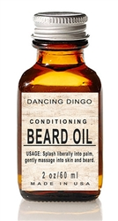 Dancing Dingo - Conditioning Beard Oil