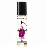 Amethyst Quartz Natural Perfume
